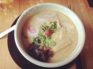Ramen's a must-have when you're in TO