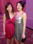 at charity ball 2014! :)