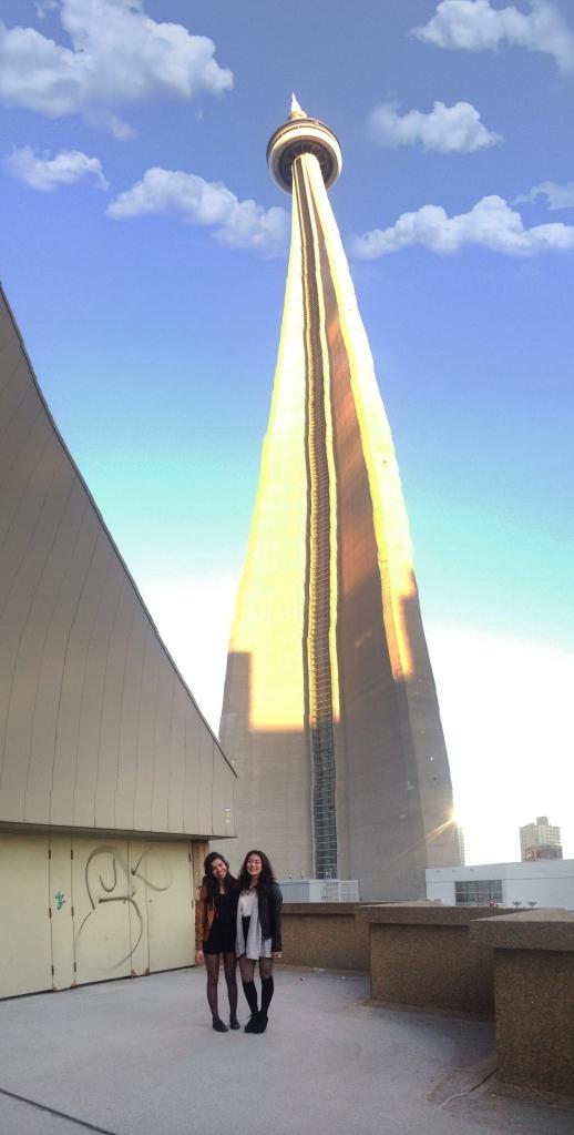 CN Tower.. finally!!!