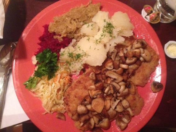 @Cafe Polonez - Polonez Schnitzel