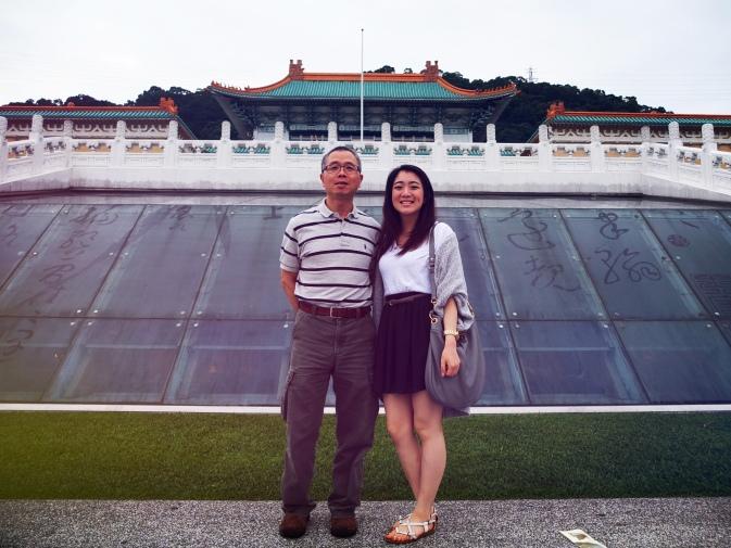 ME AND POPPA BEAR I LOVE YOU DAD <3