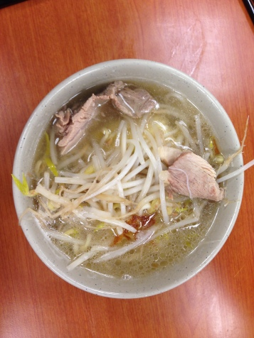 Noodle Soup is by far my favourite food