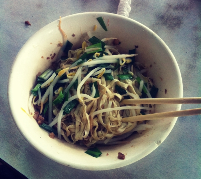My favourite noodles. NO JOKE