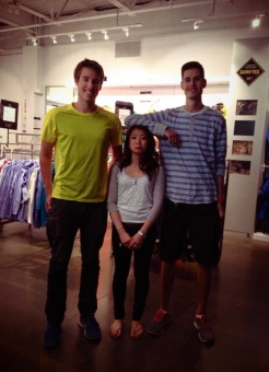 I'm working on my height... :(