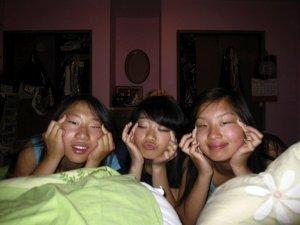 Yeahhhh.... us in grade 9