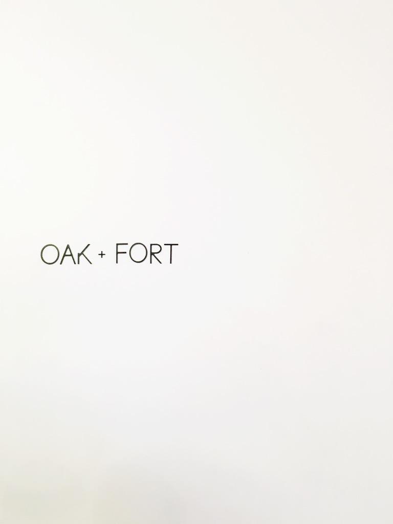 oak + fort